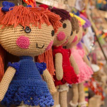 Lær at være kreativ online (hækle og strikke)
